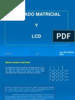 Teclado - Display - LCD