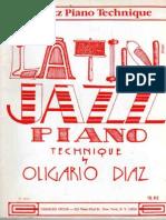 Latin Jazz Piano Technique
