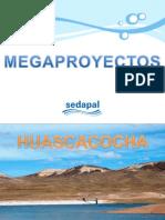 Megaproyectos a Mayo 2013