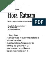 Book11. Hora Ratnam-10 No OCR