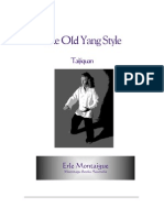 Yang Lu-Ch'an Old Form Taiji Volume 1[1]