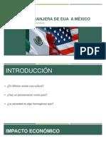 Invasión Extranjera, Presentación (1)