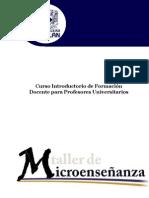 Cuadernillo Taller de Microenseñanza (1) (1)