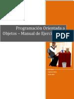 POO_Manual de Ejercicios v3