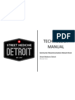 Street Medicine Detroit - Technology Manual