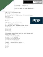 Soal Bahasa Jepang