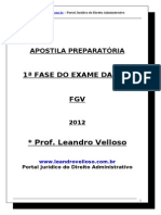 Apostila 1ª Fase Do Exame Da OAB 2011-3-1
