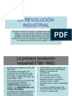 La Revolucion Industrial Ppt