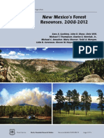 New Mexico Forest Report