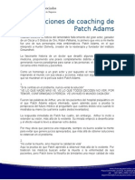 3 Lecciones de Coaching Patch Adamas