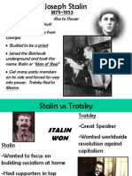 Ch 112 From Lenin to Stalin