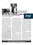 CSC Arrestos 30 Agosto 1985