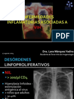 Enfermedades Inflamatorias Asociadas a Vih