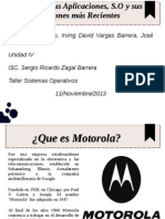 Unidad IV Motorola