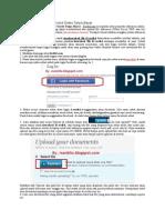 Cara men Download File Di Scribd Gratis Tanpa Bayar