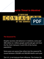 influenza and its threat to mankind