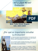 1- Que Es Evolución