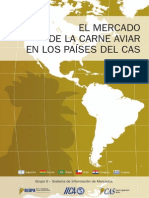 El Mercado de La Carne Aviar en Los Paises Del Cas - Gt2 2010