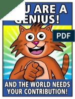 Genius Poster 3