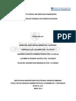 Entrega Final Matematicas Financieras Definitivo Para Subir