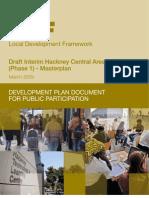 Hackney Central Master Plan p1-30