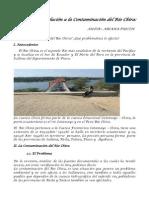 Buscando Una Solución a La Contaminación Del Río Chira