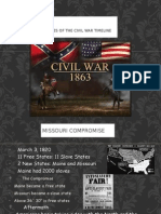 Causes of the Civil War Timeline-2