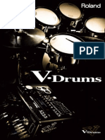 V-Drums Catalog 2013