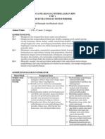 RPP Kimia Kelas X SMT 1