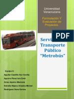 Estudio Metrobus Equipo 6