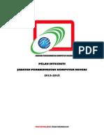 Pelan Integriti JPKN 2013 2015