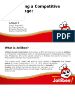 Group 4 Jollibee Report - Competitive Edge