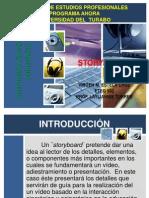 Storyboard Interacciones asincrónicas y sincrónicas