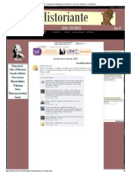 As Cruzadas Em Diálogos Do Facebook - Ricardo, Saladino e Companhia