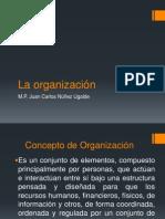 La Organización y Objetivos