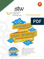 Astw 3rd Announcement PDF