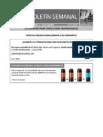 Boletin Semanal Consultoras C9 S2