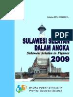 Sulawesi Selatan Dalam Angka 2009