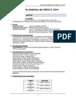 Contrato Didactico Del CBCC 2014