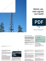 Mobile Use Radio Signals and Health