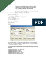 Configuracion GPS Coordenadas Planas de Gauss