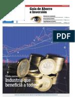 Guía de Ahorro e Inversión La Tercera 2010