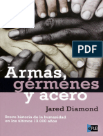 Jared Diamond. Armas, Gérmenes y Acero (v1.0)