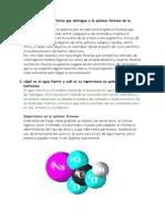 Cuál Es La Característica Que Distingue a La Química Forense de La Toxicología Forense