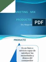 Politica Del Producto - Marketing Mix