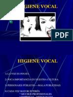 Higiene Vocal Cep 2008