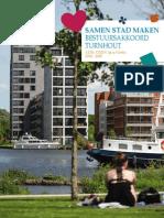Bestuursakkoord Turnhout 2014