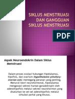 SIKLUS +GGG HAID