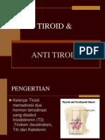 Hormon Tiroid & Anti