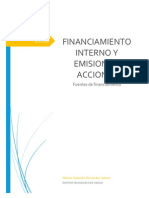 Financiamiento Interno